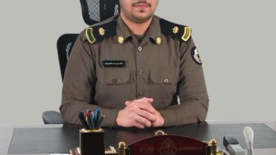 """""""الديره نيوز"""" تهنئ المتحدث الإعلامي لشرطة منطقة الرياض بمولوده الجديد"""