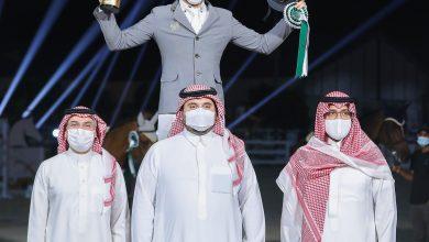 الفارس عبد الرحمن الراجحي يتوج بطلا لنهائي دوري هيئة تطوير بوابة الدرعية لقفز الحواجز