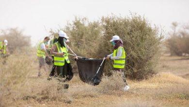 محمية الملك عبدالعزيز تدشن مبادرة للمحافظة على نظافة المحمية_الديرة نيوز
