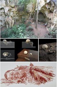 العثور على أقدم موقع دفن بشري في إفريقيا يعود إلى 78 ألف عام