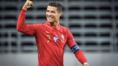"""""""رونالدو"""" ينفرد بصدارة هدافي يورو 2020 بعد تأهل منتخبه ضمن منافسات الجولة الثالثة"""