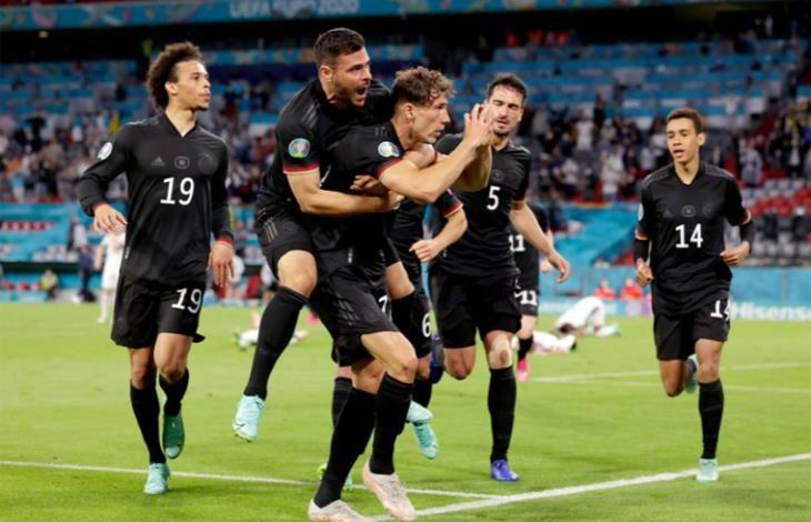 تأهل منتخب ألمانيا وخروج المجر بأداء مشرف في ثمن نهائي اليورو