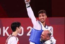 """التونسي """"الجندوبي"""" يفوز بأول ميدالية عربية في طوكيو 2020 في منافسات التايكواندو"""