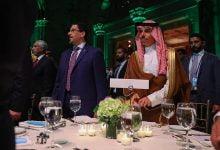 وفد المملكة في نيويورك يقيم حفل اليوم الوطني 91 بحضور سمو وزير الخارجية