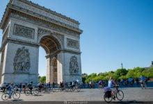 """باريس وفعالية """"يوم بلا سيارات"""" للحد من تلوث الهواء _الديرة نيوز"""